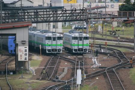 キハ40 302 336-苗穂工場