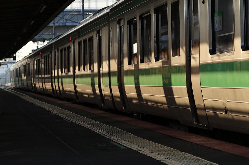 楽しくて仕方がない1日中電車を追いかけた撮り始め-あっという間の30分