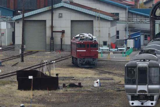 苗穂工場-DE79