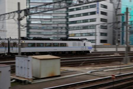 スラントノーズオホーツク-札幌駅