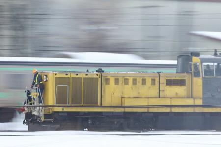 DE15 2516-苗穂工場