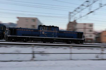 はまなす機関車-DD511100