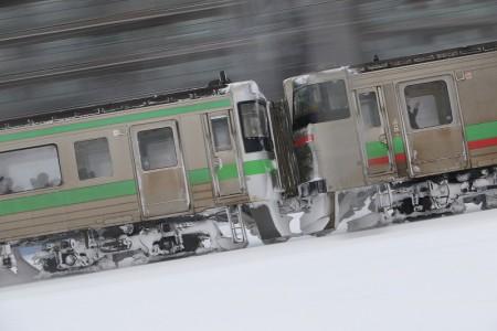 721系+731系