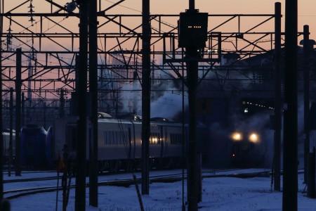 キハ261客車