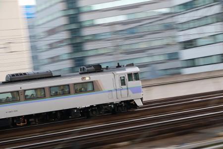 オホーツク白ボウズ-札幌駅