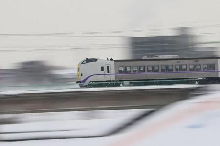 キハ261 1204-スーパーとかち新色