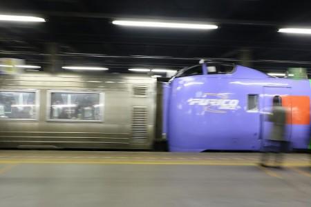 臨時北斗84号-283系