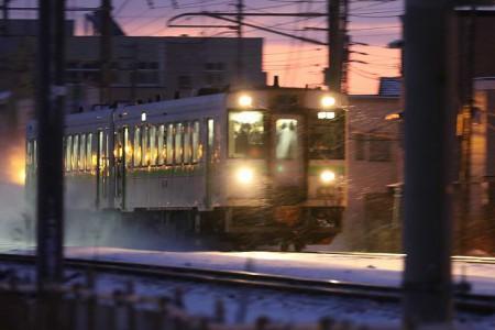 然別行き-普通列車