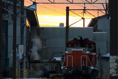 札幌運転所-DE101742