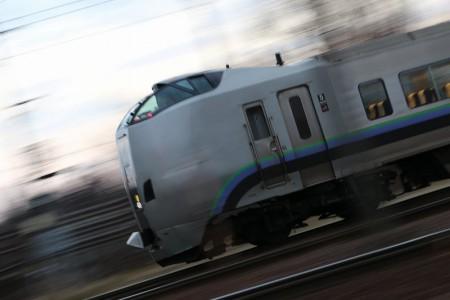 札幌運転所-789系