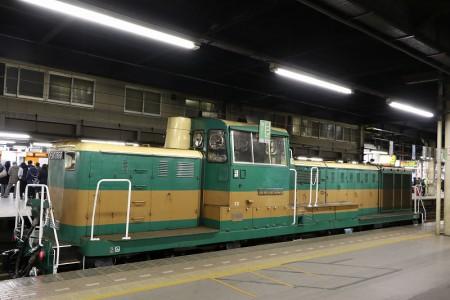 DE10 1660-札幌駅