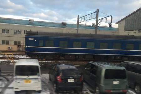 スハネフ14552-札幌運転所