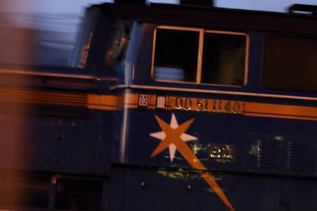 急行はまなす-機関車DD51 1140