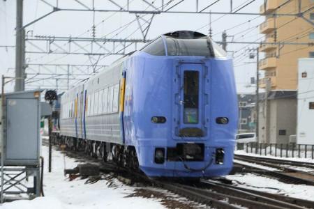 輸送-スーパー宗谷SE103