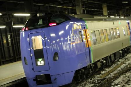 スーパーとかち8号-ST 1105