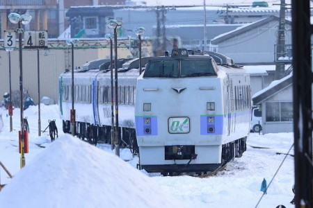 オホーツク3号-苗穂工場
