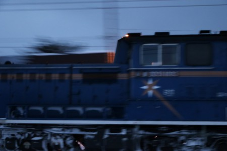 はまなす機関車-DD51 1093