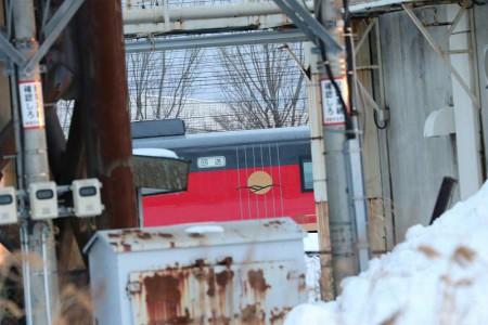 札幌運転所-お座敷列車