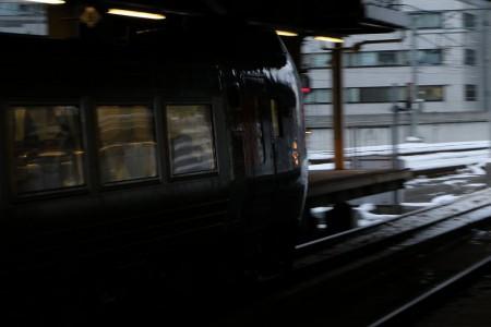 札幌駅-スーパーおおぞら1号