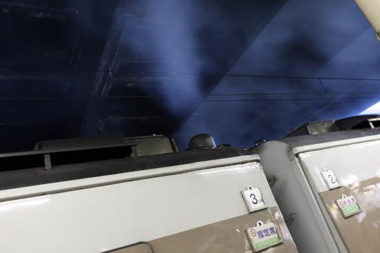 特急オホーツク 排煙-キロハ182 6