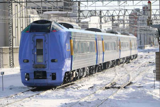 スーパー宗谷 1号-札幌駅 キハ261系 100番代