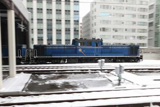 試1191 DD511143-札幌駅 10番線