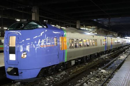 スーパーとかち1号-キロ261-1106