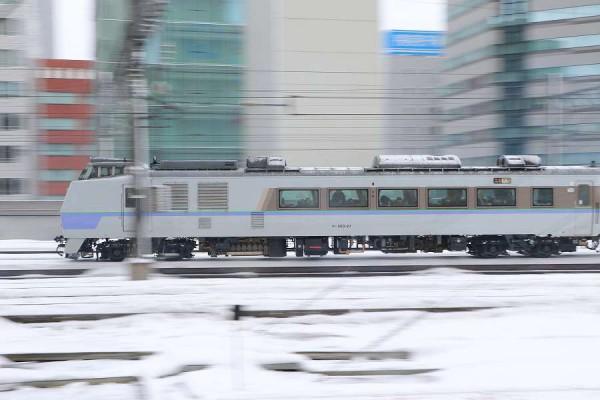 オホーツク 11D-キハ183 21
