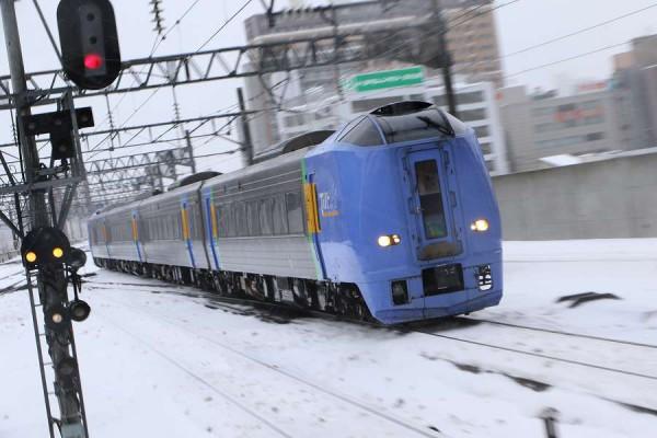 261系100番代-スーパー宗谷 SE201
