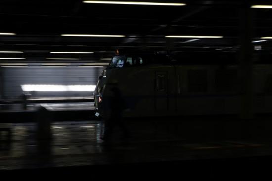 流し撮り オホーツク12D-キハ183系