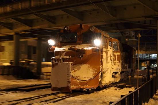 ラッセル車-DE15 1546