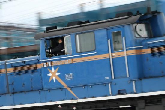 はなます 機関車 DD51 1143-札幌運転所