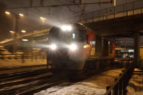 REDBEAR-261系甲種輸送 札幌方面へ