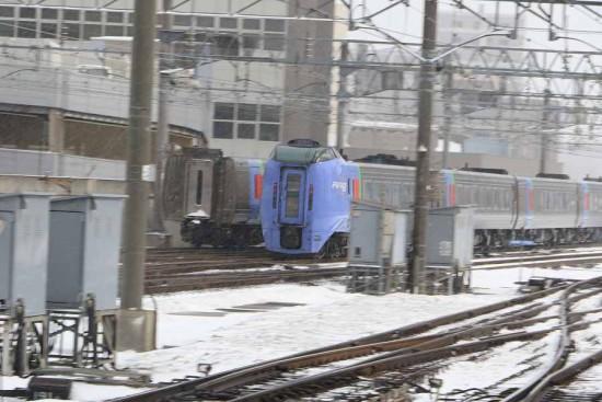 キハ283客車- スーパーおおぞら