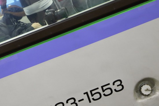 オホーツク キハ183 1553-列車 何気ない写真