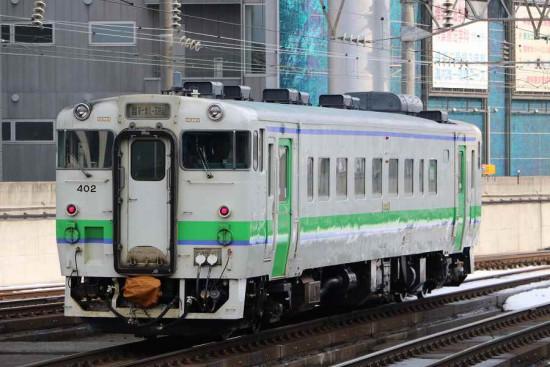 キハ40 402-列車