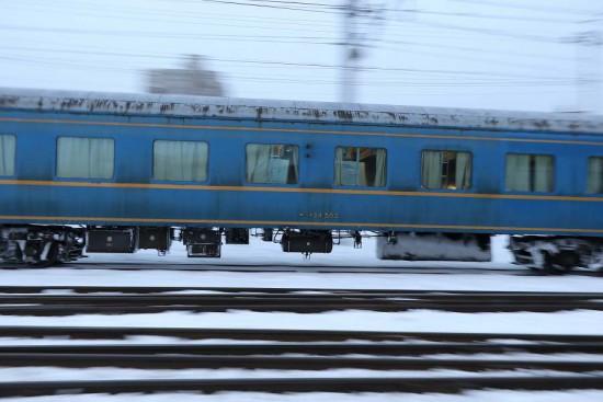急行はまなす オハネ24 503-客車 寝台車