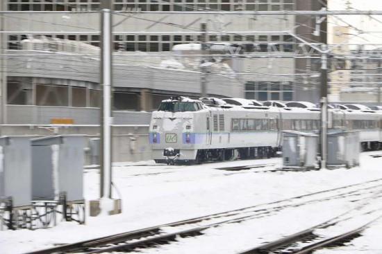 札幌駅 オホーツク