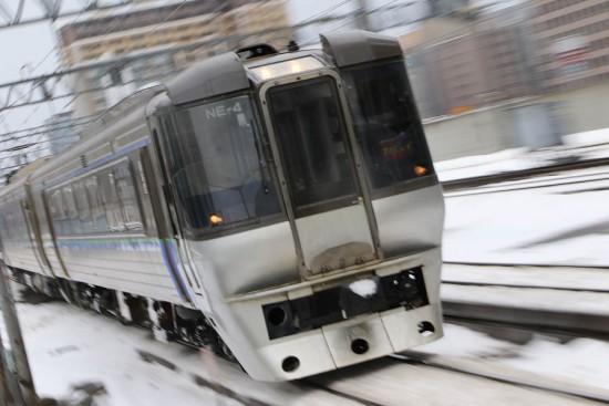 スーパーカムイ-785系 NE4