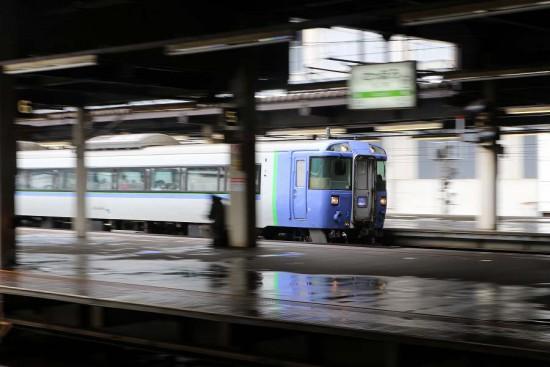 北斗5号-キハ183系