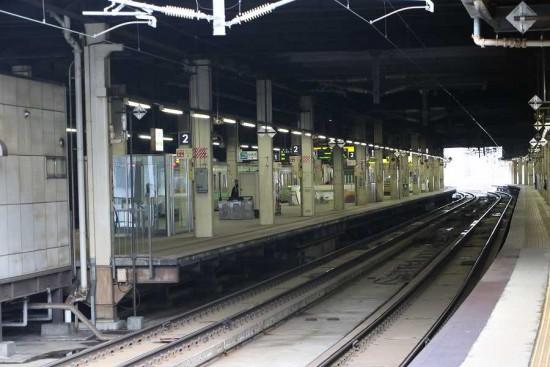 札幌駅 2・3番線