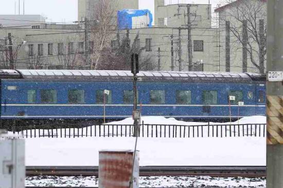 スハネフ14 552 苗穂工場