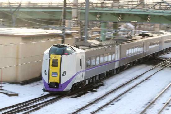 キハ261系1000番代 スーパー北斗 運転開始-10両編成 ST1204