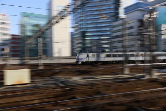 流し撮り スローシャッター-キハ183 札幌駅 オホーツク