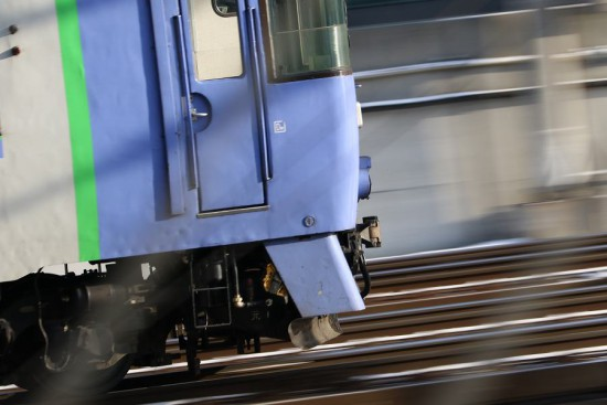流し撮り 11D オホーツク-札幌駅 キハ183系