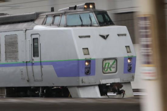 オホーツク 12D スラント-キハ183