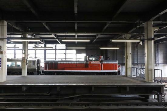 試1191 札幌駅 11番線