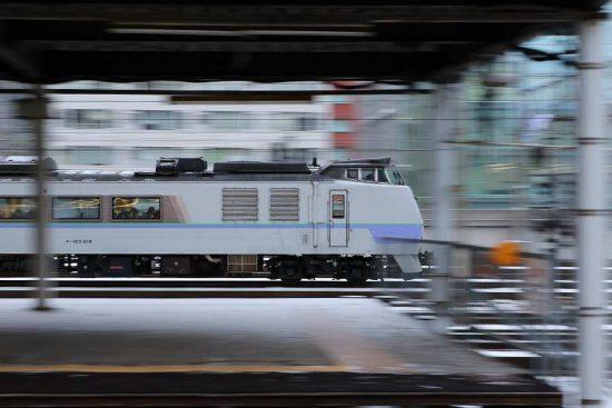 キハ183系 218 遠軽方