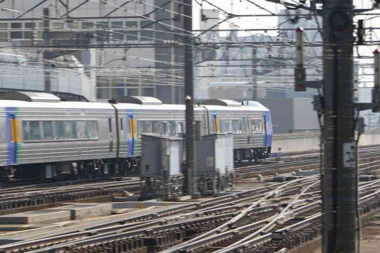 札幌駅 スーパー宗谷1号 キハ261系 100番代