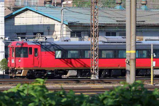 札幌運転所 お座敷列車 キハ183-6101
